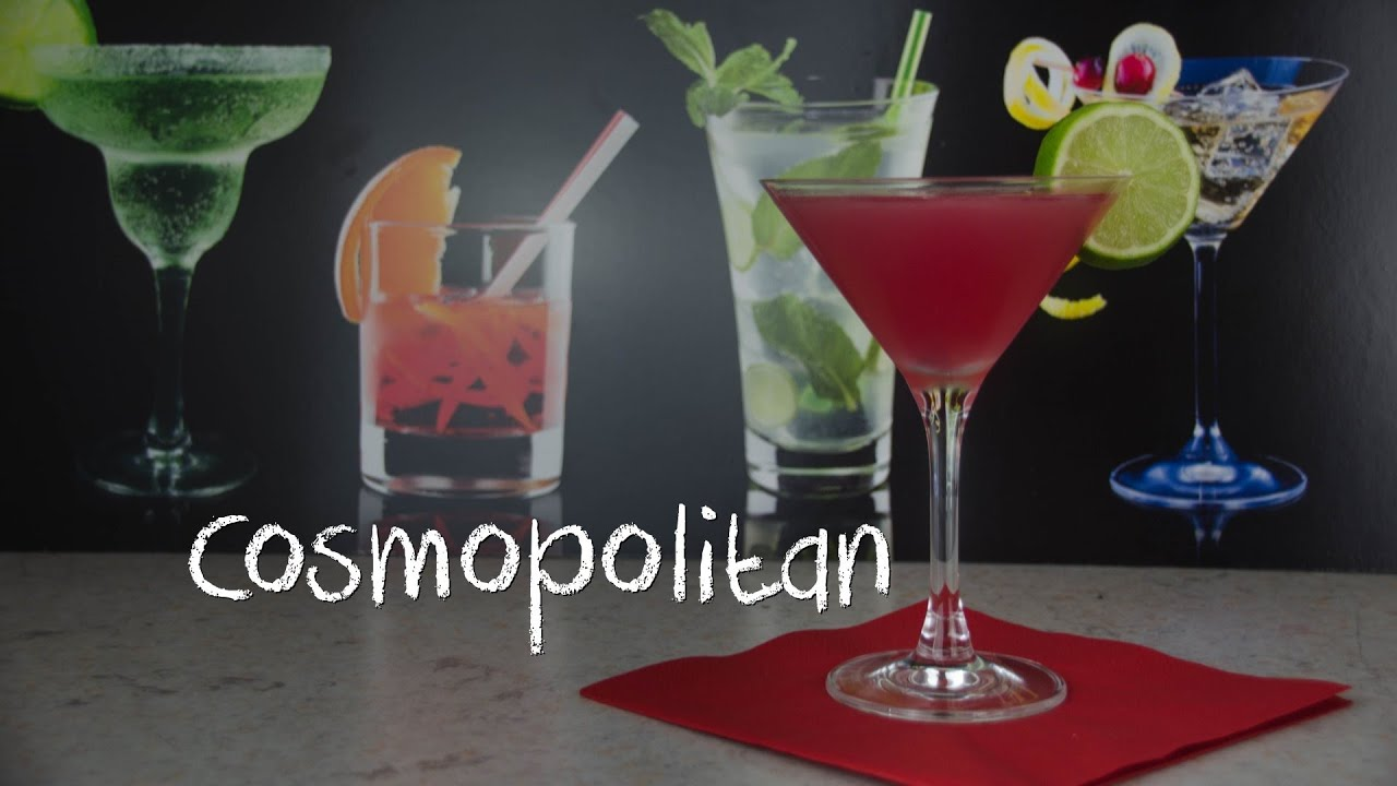 Cosmopolitan cocktail wallpaper  Cosmopolitan - der berühmte Cocktail aus Sex and the City - YouTube