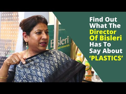 Exclusive Interview With Anjana Ghosh On Bisleri's New Initiative Of 'Bottles For Change'