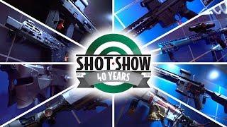 Evike.com NEW Releases @ Shot Show 2018