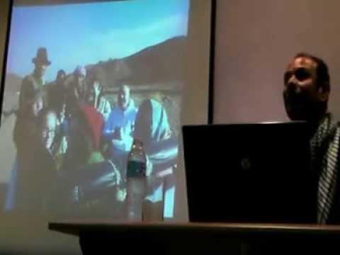 محاضرة سيناء ودورها عبر التاريخ Lecture about Sinai Peninsula