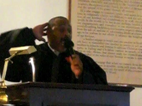 Bishop James Alston Pt 2 Preaching The Issue IS