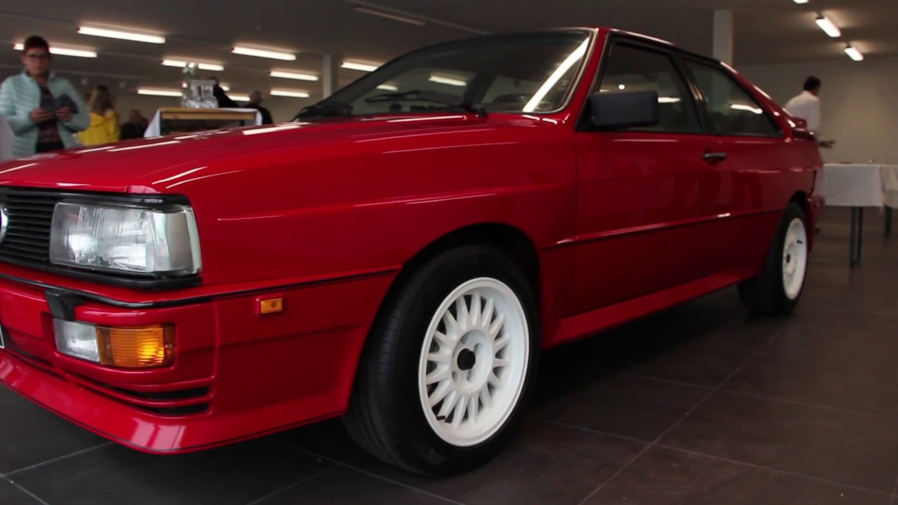 1990 audi ur quattro 20v 220ps in mint condition youtube. Black Bedroom Furniture Sets. Home Design Ideas