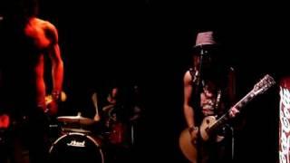 Evil Boys - 3rd Generation Nation,  Live @ Nosturi - Helsinki (FIN) 27.6.2007