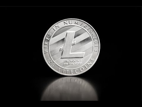 LITECOIN UPDATE!! VERY TIGHT PRICE ACTION RIGHT NOW! BE READY FOR A LARGE MOVE IN EITHER DIRECTION!!