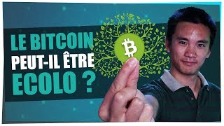 Le Bitcoin peut-il être écolo ? - CRYPTO #07 - String Theory