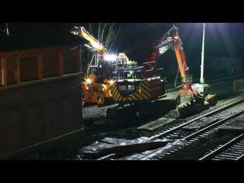 Banbury North Demolition Video [High Quality]