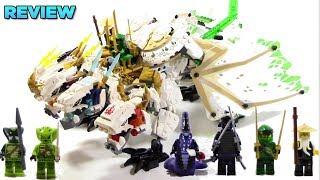 LEGO Ninjago Legacy 70679 Ultra Dragon Review