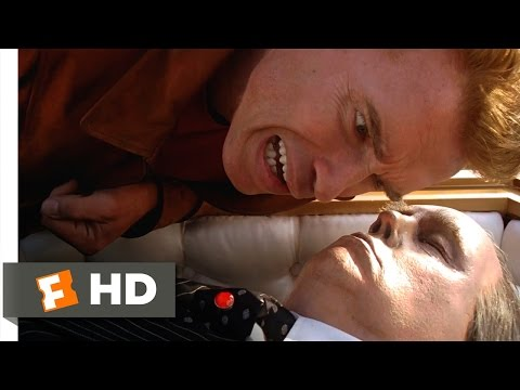 Last Action Hero - This Man's Not Dead! Scene (6/10) | Movieclips
