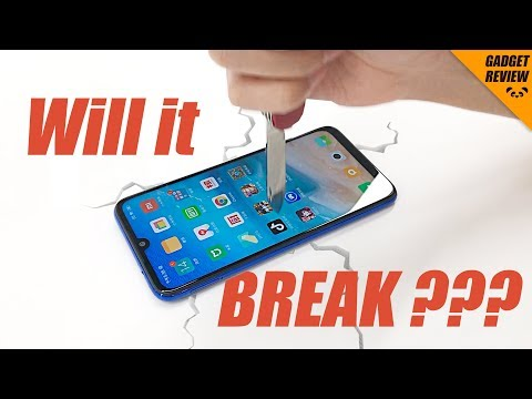 How is this possible?! - Redmi Note 7 Durability Test