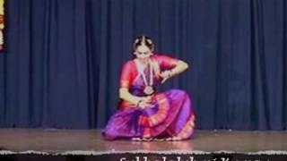 7. Bharatanatyam Subhalakshmi Kumar_Purandaradasa Devarnama Chikkavane Ivanu  Padam