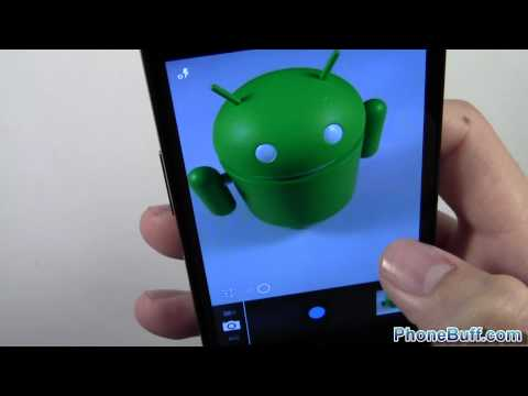 Camera App On Android 4.1 Jelly Bean Review