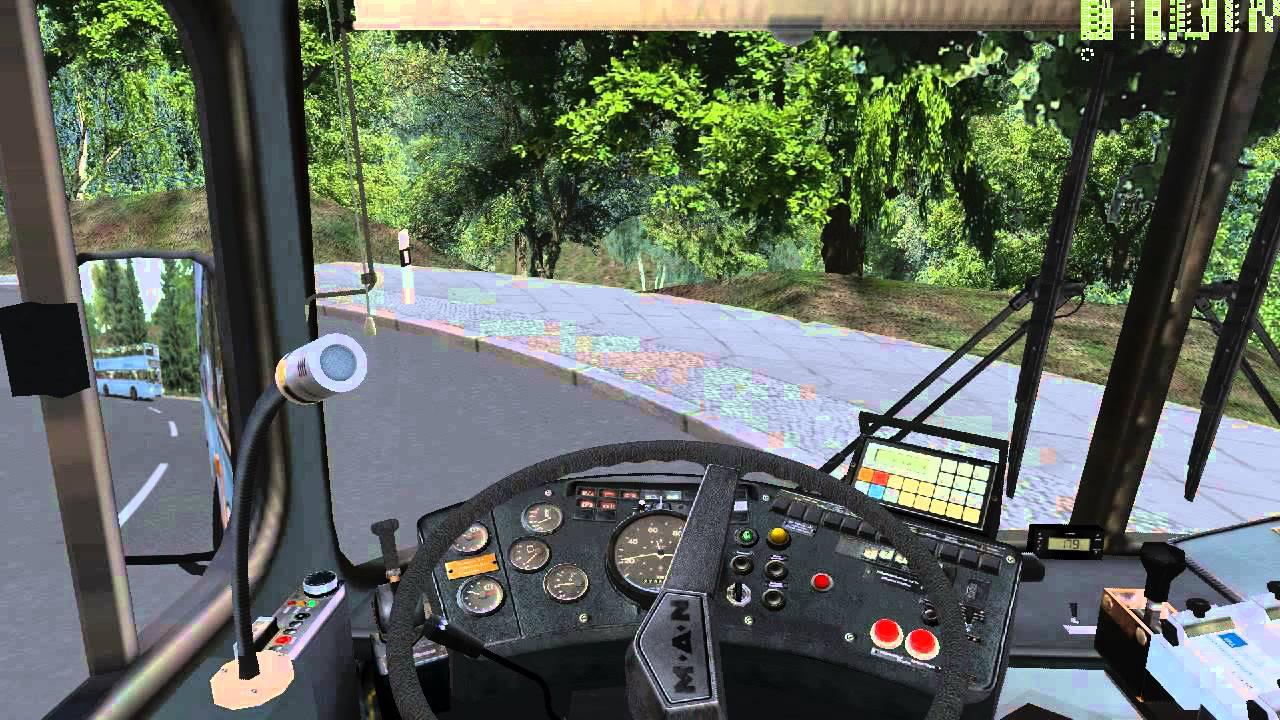 OMSI The Bus Simulator Game Free Download