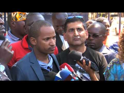Embakasi East MP released after spending two nights in Parklands police cells