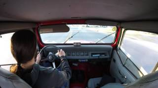 More stirring up the Jeep Wrangler YJ