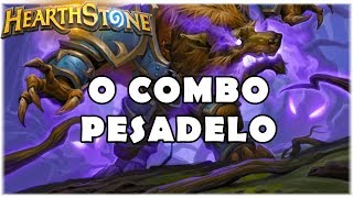 HEARTHSTONE - O COMBO PESADELO! (STANDARD RESURRECT COMBO PRIEST)