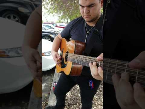 Teenager is beast at guitar! MUST WATCH 12string