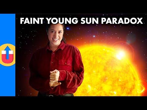 The Faint Young Sun Paradox