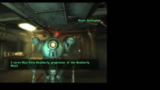 Fallout 3 | Sassy Bot | Rivet City