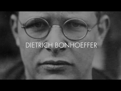 The Life of Dietrich Bonhoeffer