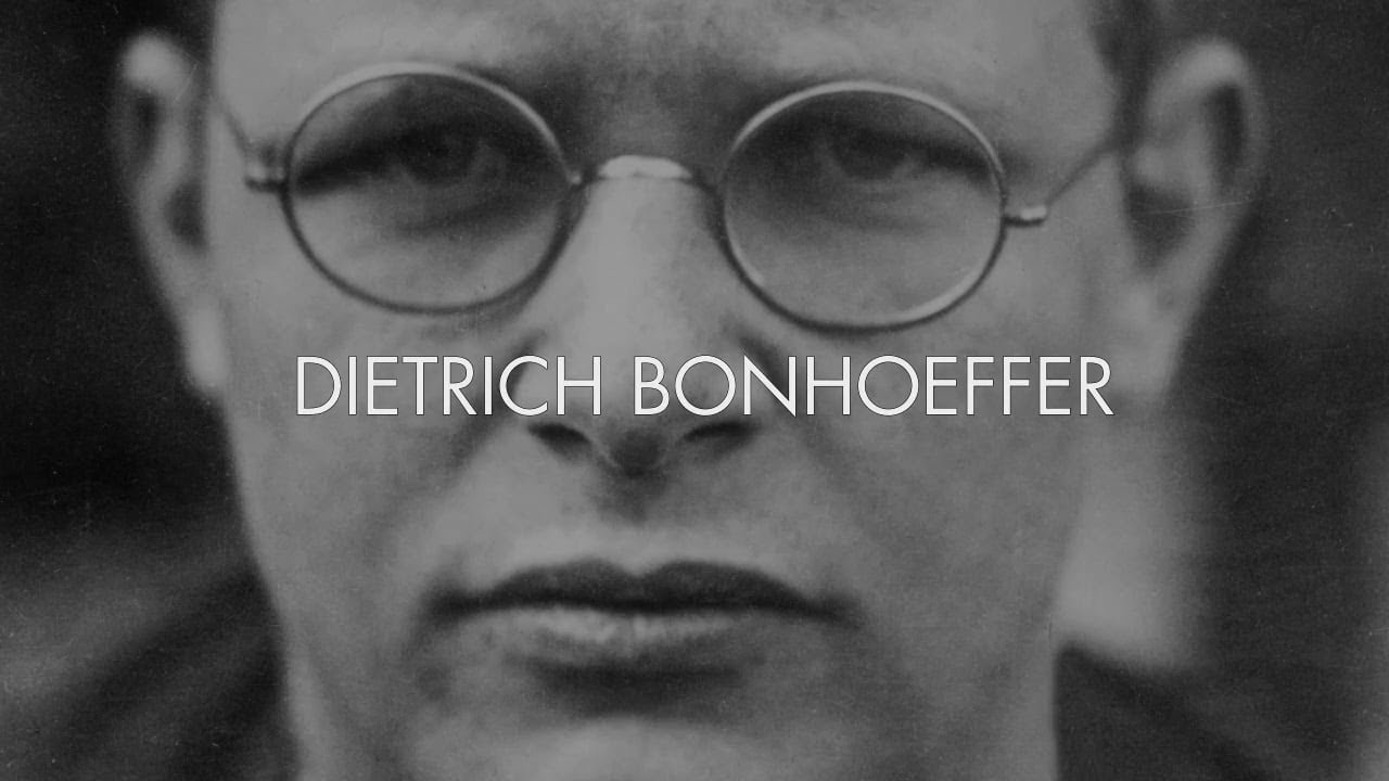 Bonhoeffer dissertation