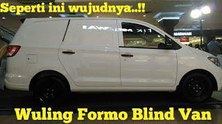 Download Video Wuling Formo Blind Van MP3 3GP MP4