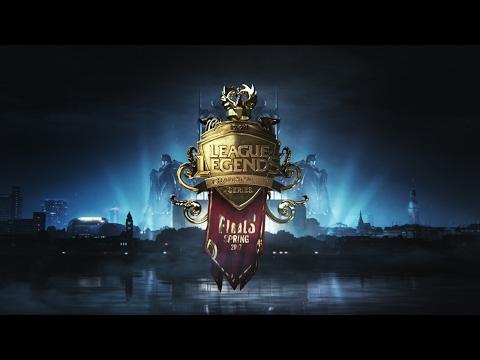 Kings of Europe: 2017 EU LCS Spring Finals Hamburg