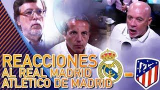 ASÍ REACCIONARON los tertulianos al DERBI | Real Madrid - Atlético de Madrid