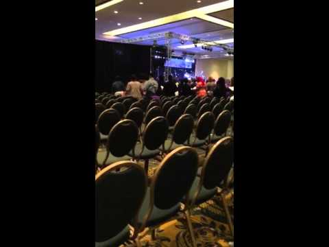 Patrick Bradley/GMWA 2015 rehearsal