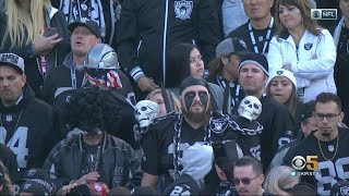 Raiders Lose To Jaguars In Final Minutes Of Farewell Game In Oakland