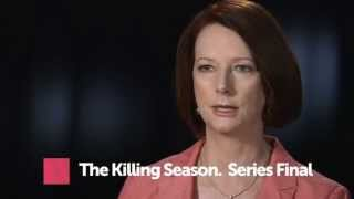The Killing Season: Episode 3 trailer