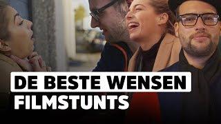 Shelly Sterk en Barend spelen mee in actiefilm-scènes!   De Beste Wensen 2018 #2