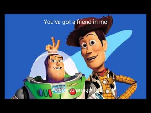 yo soy tu amigo fiel     ingles
