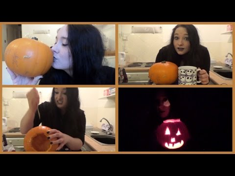 ☕ Coffee Chat: 🎃 Pumpkin Carving! Ocean's Eight! Maleficent 2! | Amy McLean