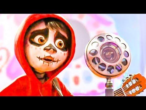 Coco Un Poco Loco Full Song Trailer (2017) Disney HD