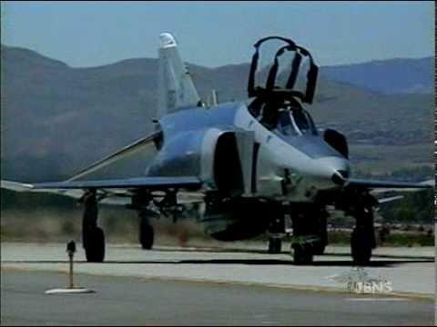 RF4 Even NOISE! RF-4 F4 LOW FLYING Phantom F-4 F 4 RF 4 NVANG Reno ANG