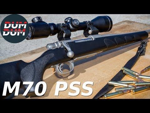 Zastava M70 PSS opis puške (gun review, eng subs)