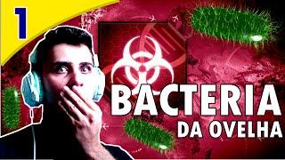 Plague Inc: Evolved - BACTERIA DA OVELHA! #1 ( GAMEPLAY / PC / PTBR PORTUGUÊS ) HD