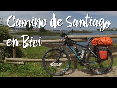 Camino de Santiago en bicicleta (Camino del Norte)