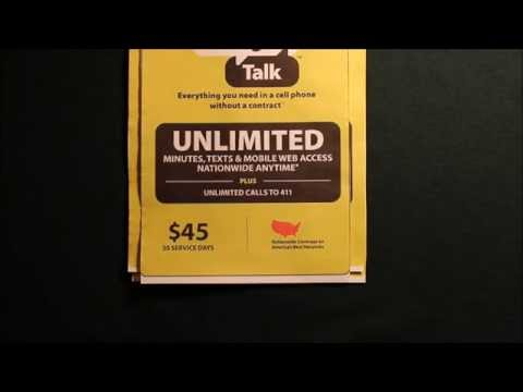 Get Straight Talk Unlimited Refill Cards CHEAP!!