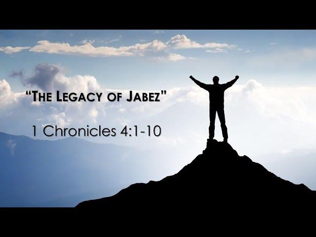 05/12/2019 1 Chronicles 4:1-10,