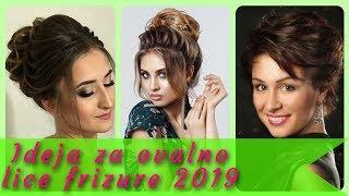 20 najlepse 💫 ideja za ovalno lice frizure 2019
