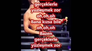 Justin Bieber ft  Poo Bear   Hard 2 Face Reality[TÜRKÇE ÇEVİRİ]