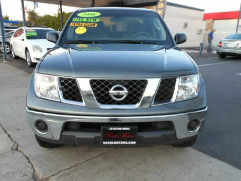 2007 Nissan Frontier Crew Cab Running Boards, LOW Miles, Alloy Wheels,Full  Power (North.
