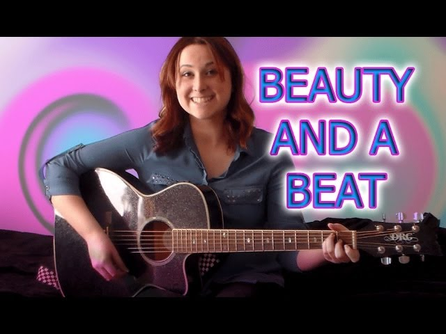 Beauty and a Beat Cover -- Chaise
