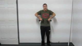Best Shoulder Rehab Exercises - Shoulder Rehabilitation -  Rotator Cuff Workout - HASfit