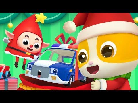 Secret Santa - Christmas Song for Kids 🎄   Nursery Rhymes   for kids   Kids Cartoon   BabyBus
