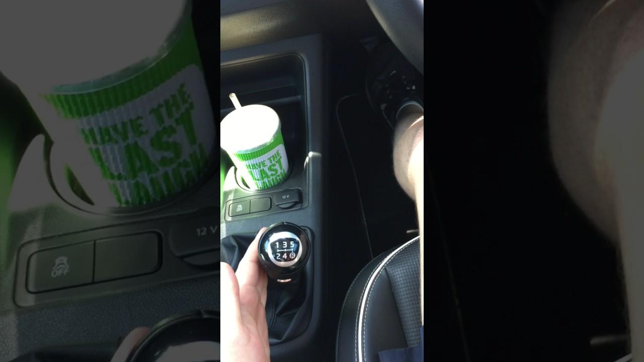 2013 Volkswagen Up Reverse Gear Clutch Gearbox Issue Youtube
