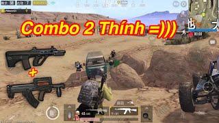 PUBG Mobile | Solo Squad - Map Sa Mạc || Nhặt Được 2 Thính ...và Cái Kết ...