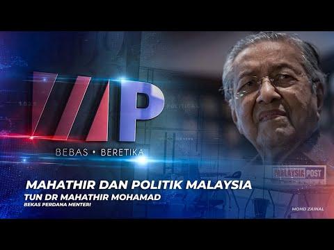 Mahathir dan politik Malaysia.