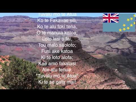 Tuvalu National Anthem - Tuvalu mo te Atua